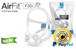 Full Face Mask AirFit F30i with Headgear