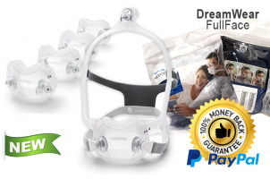 DreamWear Full Face Mask - Fit Pack