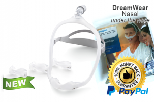 DreamWear Nasal Under The Nose Mask - Fit Pack