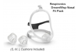 Philips Respironics DreamWisp Nasal CPAP Mask with Headgear - Fit Pack