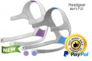 AirFit F20 Headgear