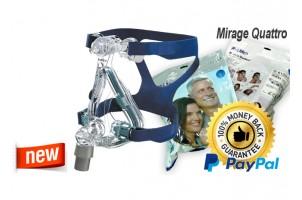 Mirage Quattro Mask